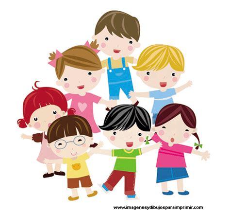 imagenes de niños jugando con sus amigos ni 241 os para imprimir