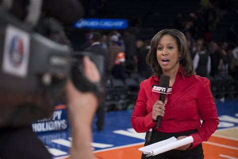 lisa salters espn espn s lisa salters grew up with the eagles and sixers on