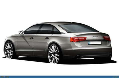 Audi A6 2011 ausmotive 187 2011 audi a6