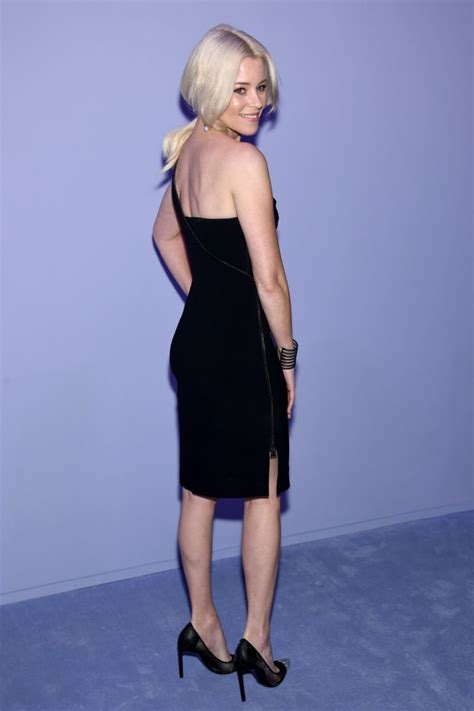 Banks Filming The Show At Fashion Week by Elizabeth Banks At Tom Ford Show At New York Fashion Week