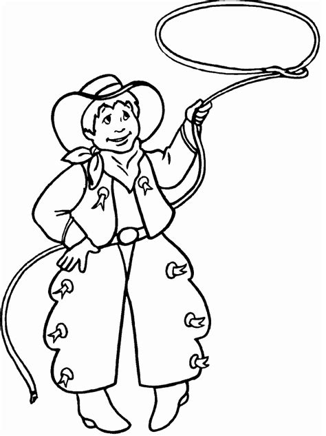 Free Precious Moments Cowboy Coloring Pages And Cowboy Coloring Pages Printable