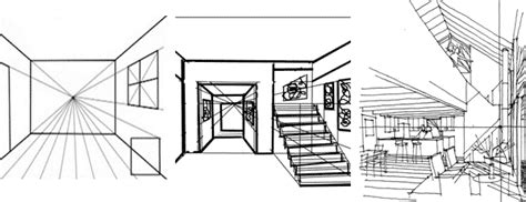 interior design drawing techniques onlinedesignteacher