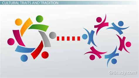 cultural background definition cultural traits definition exles lesson