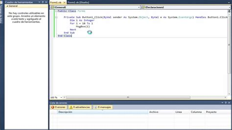 pattern xlsolid visual basic tutorial visual basic net ciclo for youtube