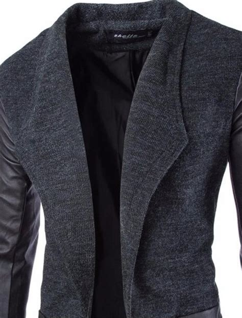 Blazer V Brothers Style s sophisticated cardigan blazer the style brothers
