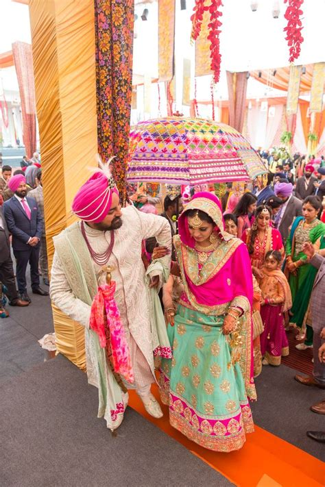 Punjabi Weddings by Our Princess A Punjabi Wedding In Ludhiana