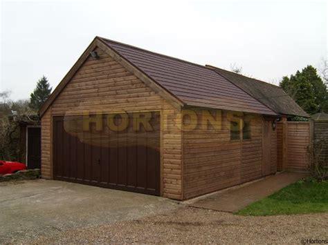 log cabin garage log cabins timber framed garages