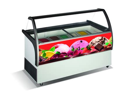 Freezer Gelato gelato or display freezer rent to buy cold display solutions