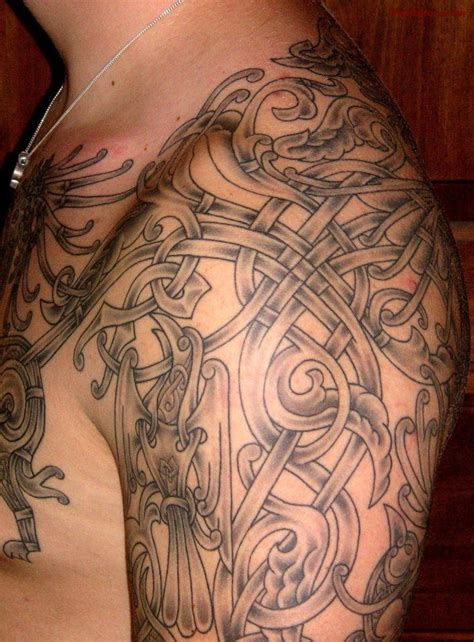 viking dragon tattoo 17 best ideas about viking on