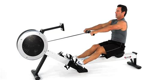how to use the rowing machine safely and efficiently its charming time