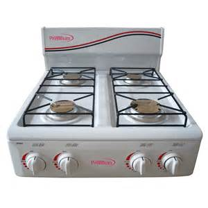Gas Sandwich Toaster Premium Appliances 4 Burners Portable Gas Stove