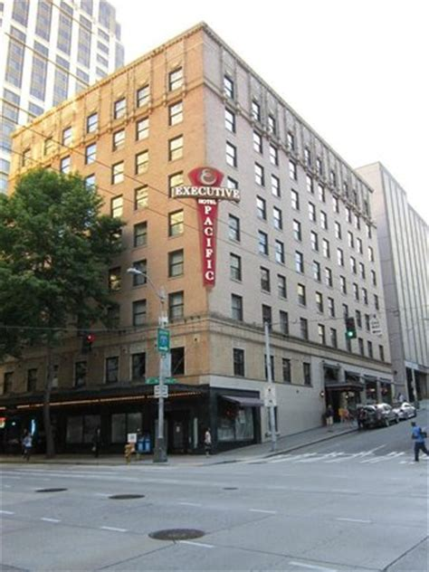 Mba Seattle Pacific by Executive Hotel Picture Of Executive Hotel Pacific