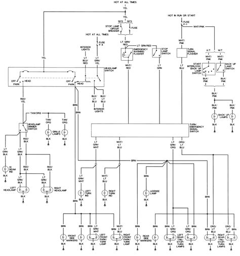 73 mustang wiring diagram wiring diagram with description