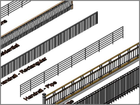 Home Design Drafting by Autodesk Revit 2013 Sample Stairs And Railings Files