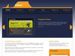 Slider Free Website Template Free Css Templates Free Css Web Page Slider Templates