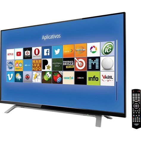 Tv Led Toshiba Di Yogyakarta smart tv led 40 quot toshiba 40l2500 hd americanas