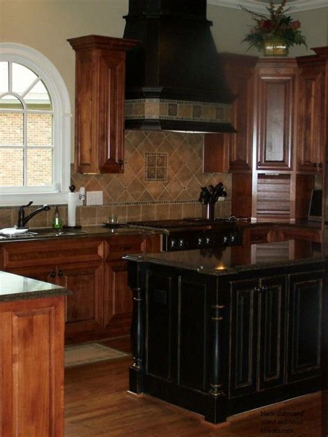 distressed painted kitchen cabinets kitchen distressed black kitchen cabinets black kitchen