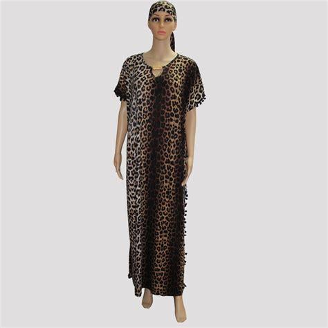 Maxi Dress Trendy 2017 Maxi Leopard 2017 fashion clothing plus size dress leopard print big dress maxi dress