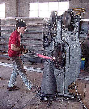 Jeffry Loy Artist Blacksmith
