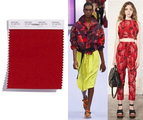 8 Fashion Trends Best Suited For The by Pantone Colors For Summer 2018 Summer 2018
