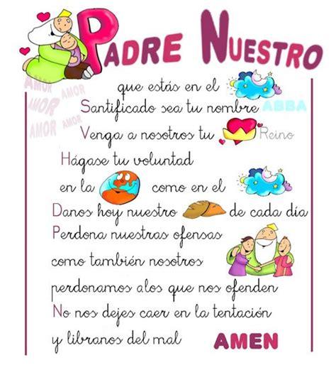 imagenes orando el padre nuestro la catequesis recursos catequesis oraci 243 n padrenuestro
