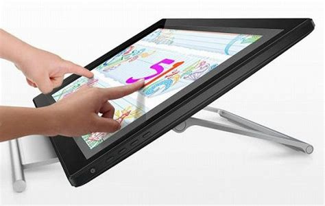 Monitor Mobil dell extends its line touch monitor with three teams of 20 23 and 27 inches that adapt to any