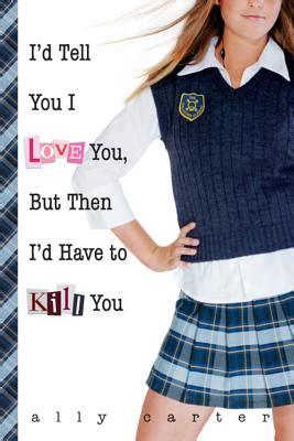 I D Paperback i d tell you i you but then i d to kill you