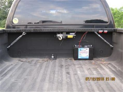 truck bed winch pickup truck bed winch pictures to pin on pinterest
