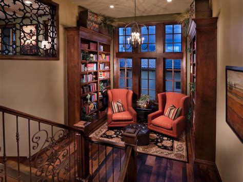 read honeymoon living large in a small library decorating and design ideas with pictures hgtv