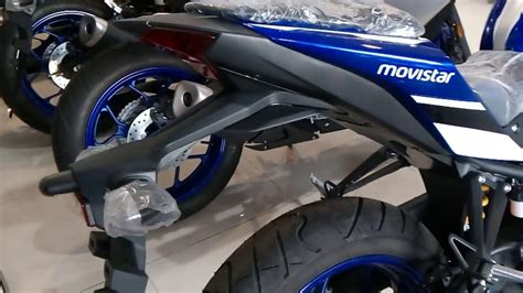 Knalpot Racing Akrapovic Gp Yamaha R25 Fulsystem yamaha r25 movistar 2017 funnydog tv