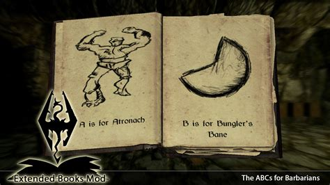 in smoke and ruins burned by magic books extended books mod at skyrim nexus mods and community