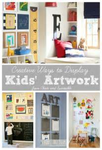 ways to display artwork how to organize paperwork creating a paper trail clean