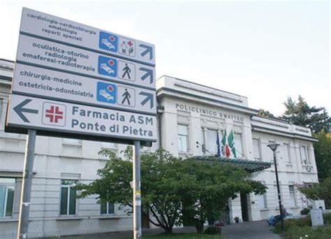 ospedali provincia di pavia pavia anziana cade in ospedale e muore radio lombardia