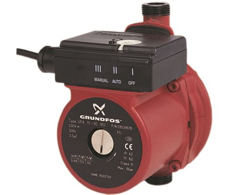 Kipas Pompa Air Mini grundfos home booster pumps pt andalan inti rekatama