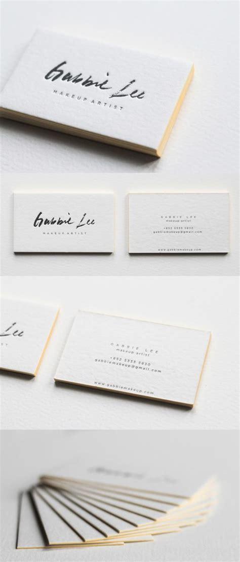 Visitenkarten Inspiration by Die 25 Besten Ideen Zu Visitenkarten Design Auf