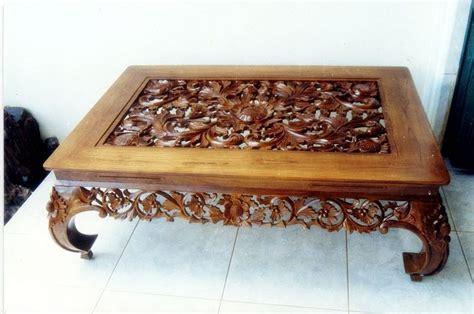 wooden kayu zenfone 5 carved table http infobisnisproperti inspirasi