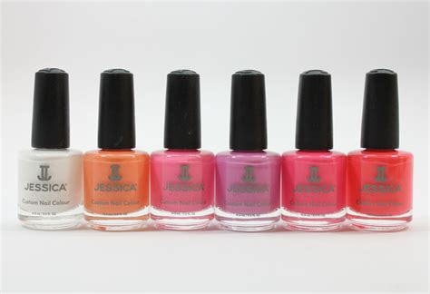 jessica coral symphony collection spring 2014 of life and lacquer jessica coral symphony for spring 2014 vy varnish