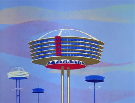 jetsons house mid 21st century modern that jetsons architecture