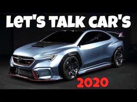 2020 Genesis Coupe by 2020 Subaru Wrx Sti 2020 Tesla Roadster 2020 Genesis