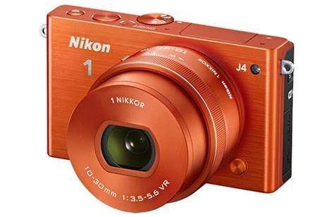 nikon 1 j4 mirrorless with 18 4 megapixel cmos sensor launched technology news