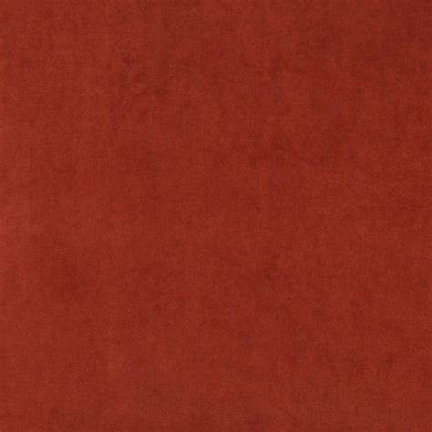 cotton velvet upholstery fabric by the yard rust red authentic cotton velvet upholstery fabric by the yard