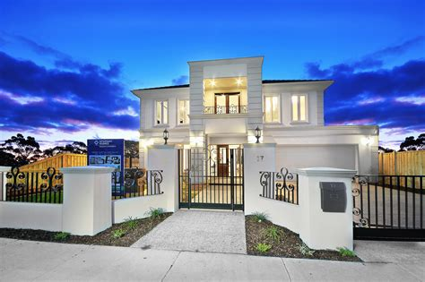luxury custom home builder melbourne sydney knockdown