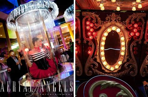 sugar spice circus themed event inspiration