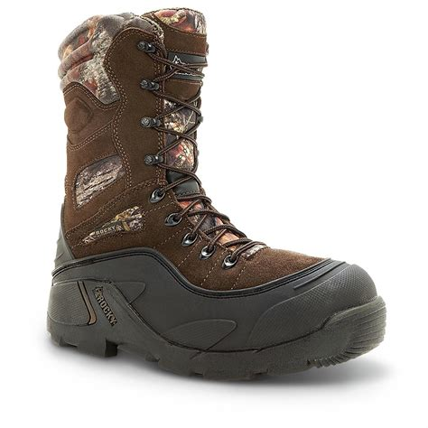 mens thinsulate boots s rocky 174 9 quot blizzardstalker pro waterproof 1 200 gram