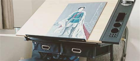 desk for digital artist best desks drafting tables for artists