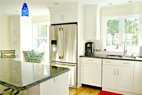 Kitchen Fitchburg by 1960 S Ranch Kitchen Remodel Fitchburg Ma Traditional