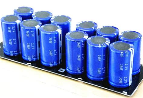 supercapacitor manufacturers sell supercapacitor energy storage capacitor 2 7v 360f 650f znp2r7m106rs1b2 china