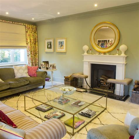 home drawing room the manor house drawing room with farrow cooking apple green