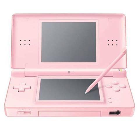 Nintendo Ds Lite Pink by Nintendo Ds Pink Color Photo 589298 Fanpop