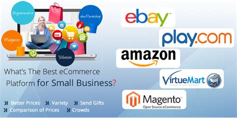 best ecommerce what s the best ecommerce platform for small business